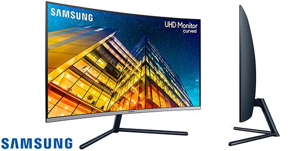 """Chollo Monitor Samsung U32R590CWU UHD 4K curvo de 32"""""""