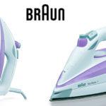 Plancha de vapor Braun TexStyle 7 de 2.300 W