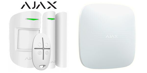 Chollo Sistema de alarma Ajax Starter Kit