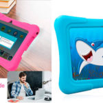 Chollo Tablet infantil Dragon Touch Y88X Plus con Android 8.1