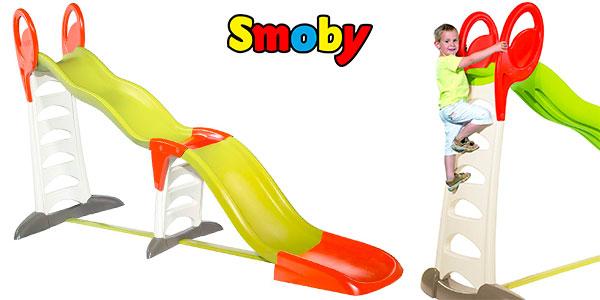 Chollo Tobogán 2 en 1 SuperMegagliss de Smoby