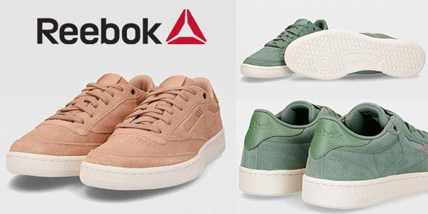 Zapatillas Reebok C85 para hombre baratas
