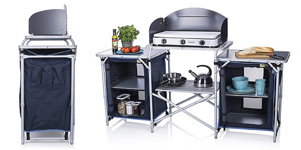 cocina de camping Málaga Campart Travel KI-0732 barata