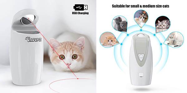 Dadypet juego láser para mascotas barato