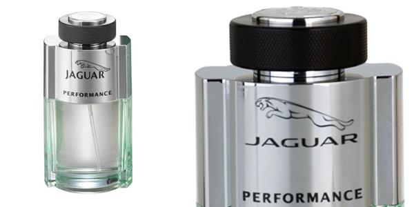Eau de toilette Jaguar Perfomance de 100 ml chollo en Amazon