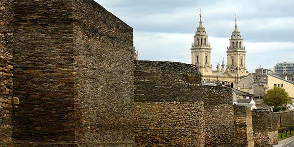 escapada barata a Lugo