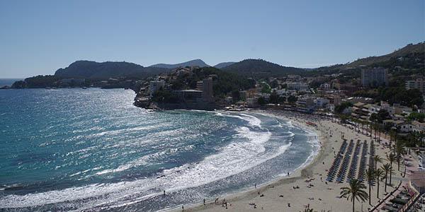 escapada a Peguera Mallorca barata