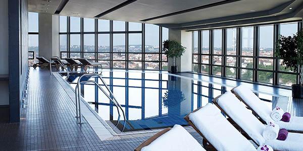 escapada con spa a Praga verano oferta junio 2019