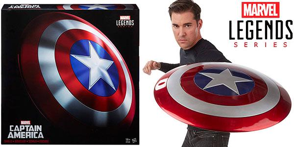 Chollo Escudo Capitán América de Avengers Legends