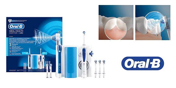 estación bucal Oral-B Pro 2000 + Oxyjet barata