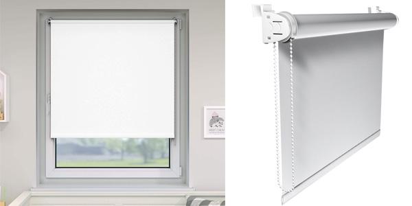 Estor opaco Victoria M. Klemmfix para ventana barato en Amazon