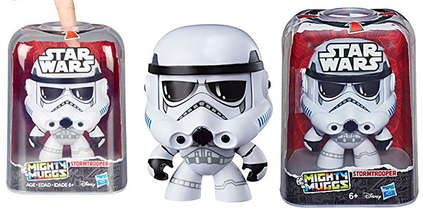 Figura Mighty Muggs Stormtrooper (Star Wars) de 15 cm barata