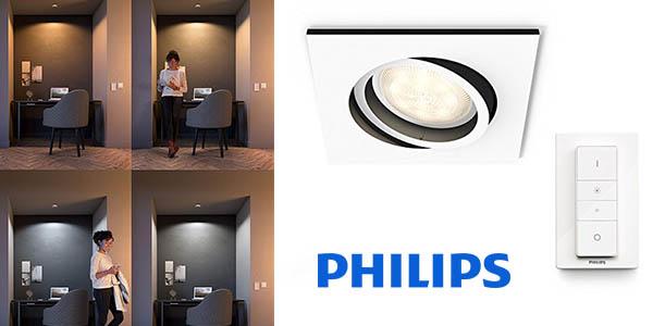 Foco LED Philips Hue White Ambiance Milliskin barato