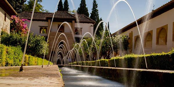 Granada alojamientos económicos