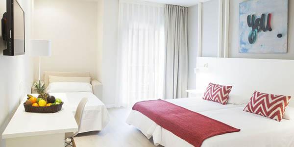 hotel Ibersol Antemare Spa relación calidad-precio estupenda en Barcelona provincia