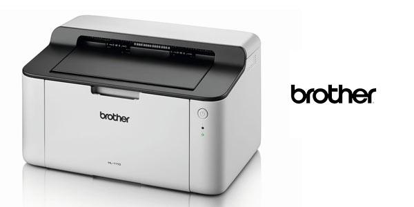 Impresora láser monocromo Brother HL-1110 en oferta en Amazon