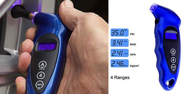 indicador de presión para neumáticos de coche Auto Companion chollo