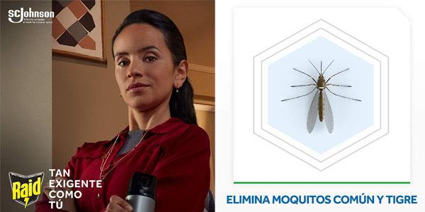Raid Difusor Mosquitos + Recambio 60 noches chollo en Amazon