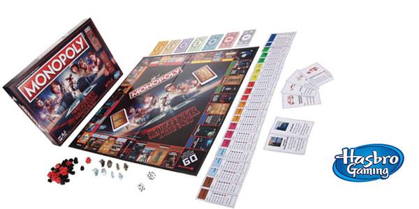 Juego de Mesa Monopoly Stranger Things de (Hasbro C4550105) barato en Amazon