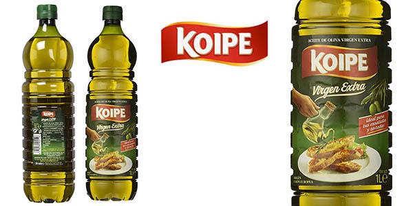 Koipe aceite oliva virgen extra barato