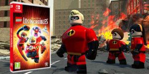 Lego Los Increíbles para Nintendo Switch