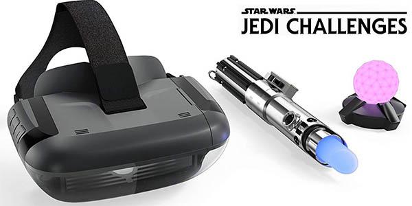 Gafas VR Lenovo Mirage Desafios Jedi Star Wars