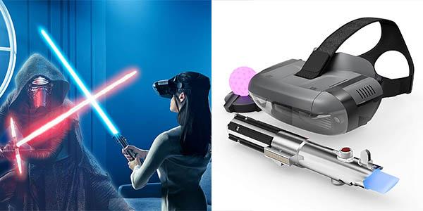 Gafas VR Lenovo Mirage Desafios Jedi Star Wars en Amazon