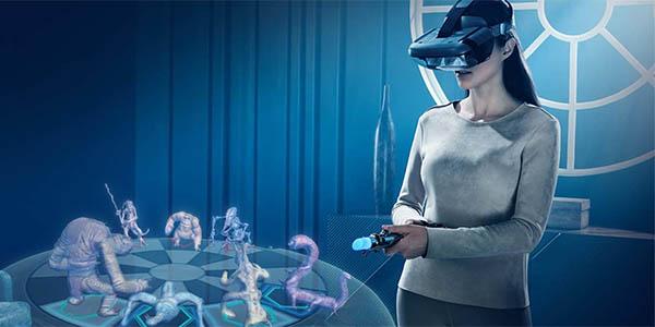 Gafas VR Lenovo Mirage Desafios Jedi Star Wars baratas