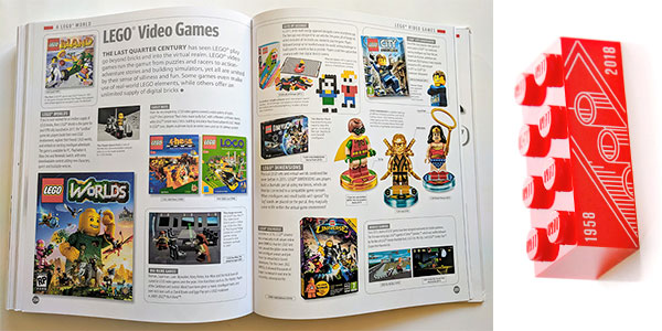 Libro The LEGO Book (edición de 2018) barato