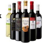 Lote 6 botellas vino Pata Negra Denominaciones de Origen barato en Amazon