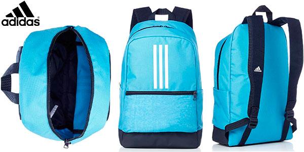 Mochila Adidas Classic 3 Bandas barata