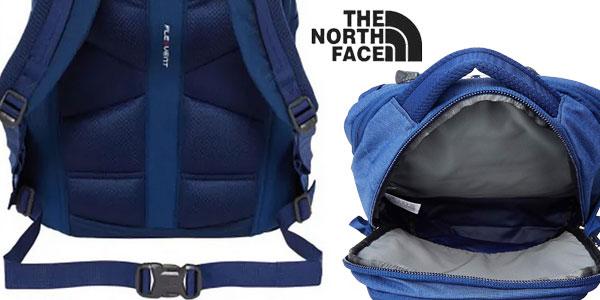 Mochila unisex The North Face Recon de 30 L azul chollazo en Amazon
