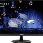 "Monitor LED Asus VP249H de 23,8"" Full HD"