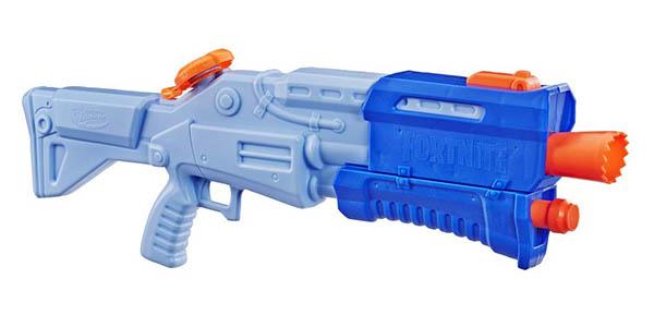 Nerf Super Soaker Nobby Shotty Fortnite pistola de agua oferta