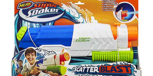 Nerf Supersoaker Scatter Blast chollo