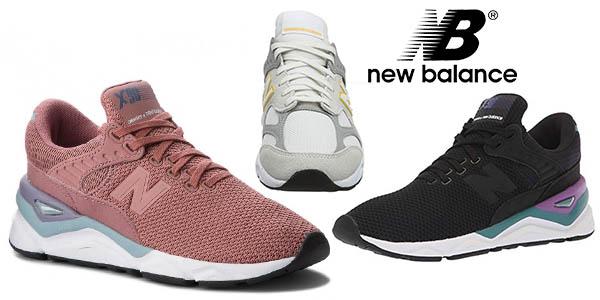 New Balance X-90 zapatillas baratas