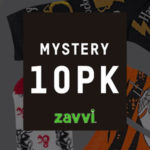 Pack x10 Pares Calcetines frikis misteriosos baratos en Zavvi