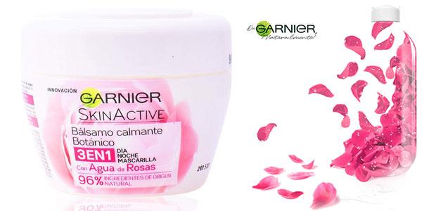 Pack x2 Bálsamo Calmante Botanico 3 en 1 Garnier Skin Active de Dia y Noche chollo en Amazon