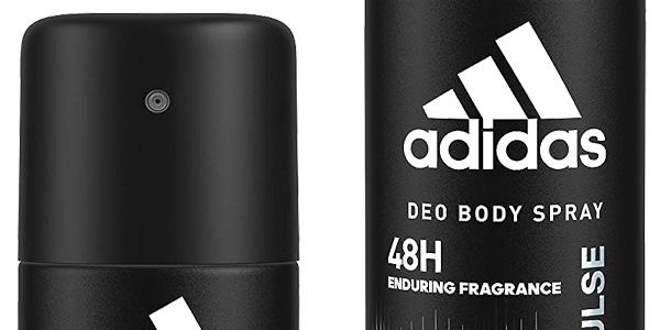 Pack x6 Desodorante Body Spray adidas Dynamic Pulse chollo en Amazon