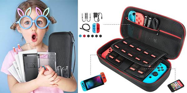 Kit de accesorios Keten 13 en 1 para Nintendo Switch en Amazon
