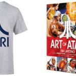Chollo Pack Atari de camiseta + libro
