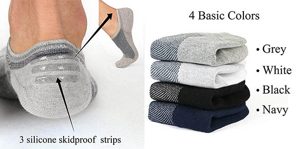 pack de calcetines tobilleros Ueither chollo