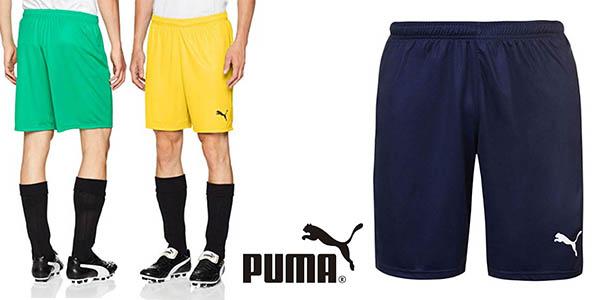 Chollazo Pantalon Corto Puma Liga Shorts Core Pants Para Hombre Por Solo 12
