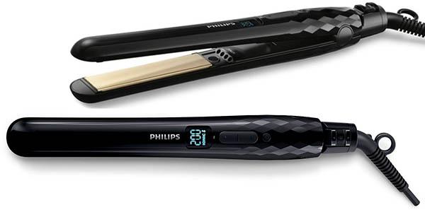 Philips KeraShine Hp8348 plancha de pelo cerámica chollo