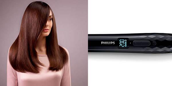 Philips KeraShine HP8348 plancha de pelo oferta