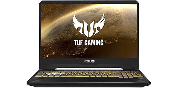 """Portátil Asus TUF Gaming FX505DT-BQ121 de 15,6"""""""