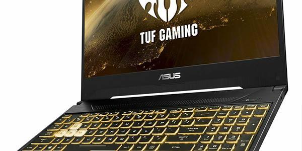 Portátil Asus TUF Gaming FX505DT-BQ121 barato