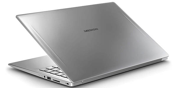 Portátil Medion Ultrafino S6445 en Amazon