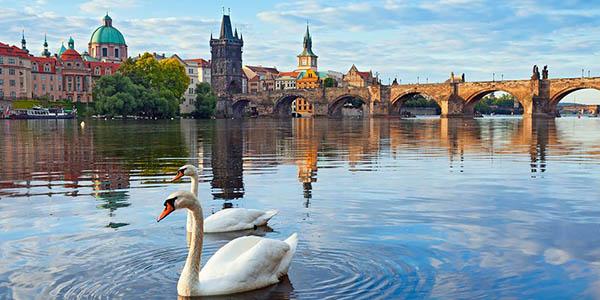Praga escapada verano barata