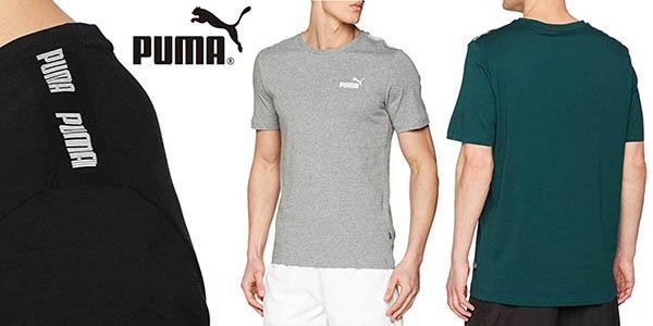Puma Amplified Tee camiseta básica barata